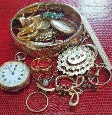 sell gold jewellery and scrap